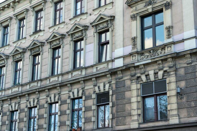 Fassade, Historismus, Sechshauser Gürtel, Wien