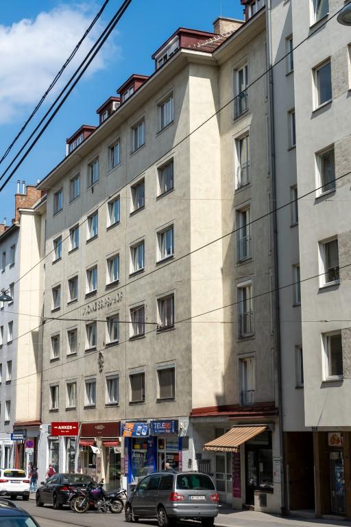 Wohnhaus, Fasanviertel, Dr.-Ignaz-Seipel-Hof, Fasangasse