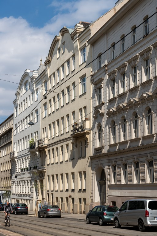 Gründerzeithäuser, 3. Bezirk, Wien