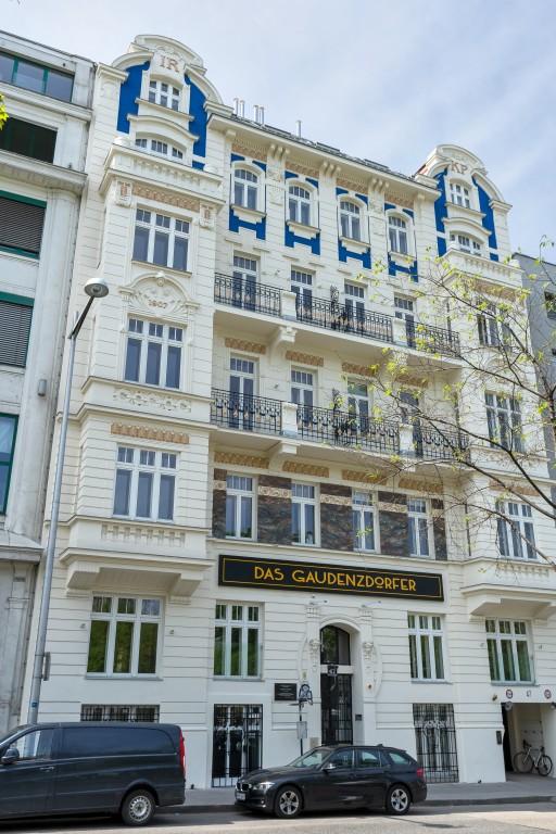 Gründerzeithaus am Gürtel, 1120 Wien