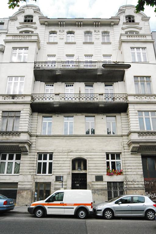 Gründerzeithaus, Meidling
