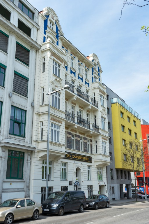 Historismus-Gebäude, Gürtel, Meidling, Wien
