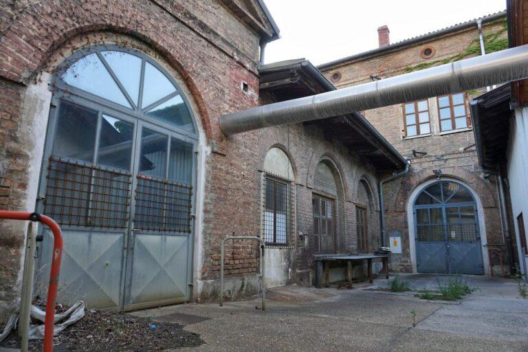 Backsteingebäude, Fabrik, Wien-Favoriten