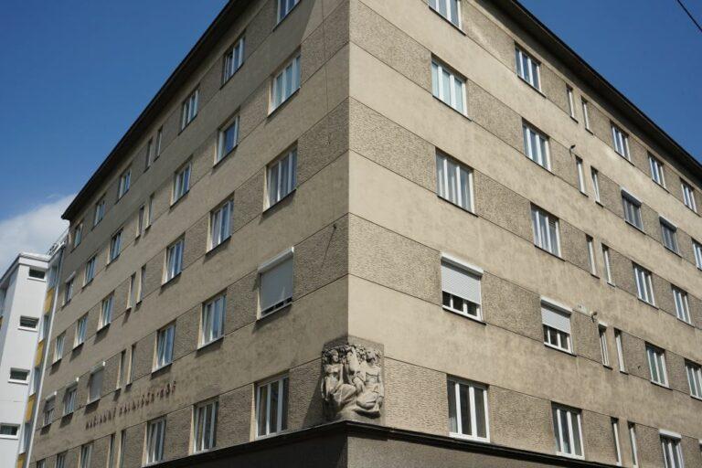 Wohnhaus, Fasanviertel, Wien
