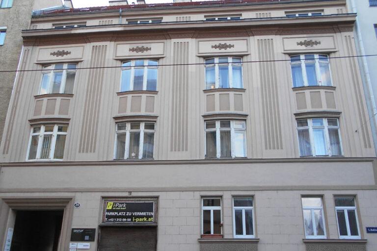 Jugendstilhaus, Fasanviertel, 3. Bezirk, Wien, Ernst Epstein