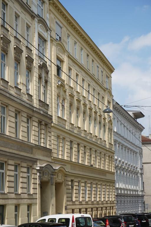 Jugendstilhäuser, Fasanviertel, 3. Bezirk, Wien