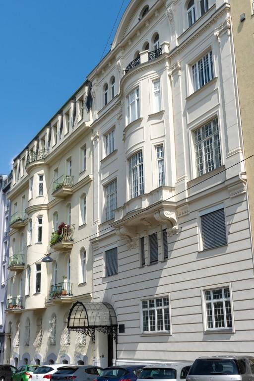 Jahrhundertwendehäuser, Fasanviertel, Belvedere, Wien