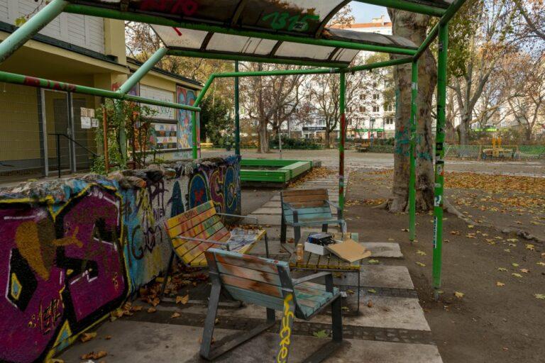 Kardinal-Nagl-Park, Herbst 2020