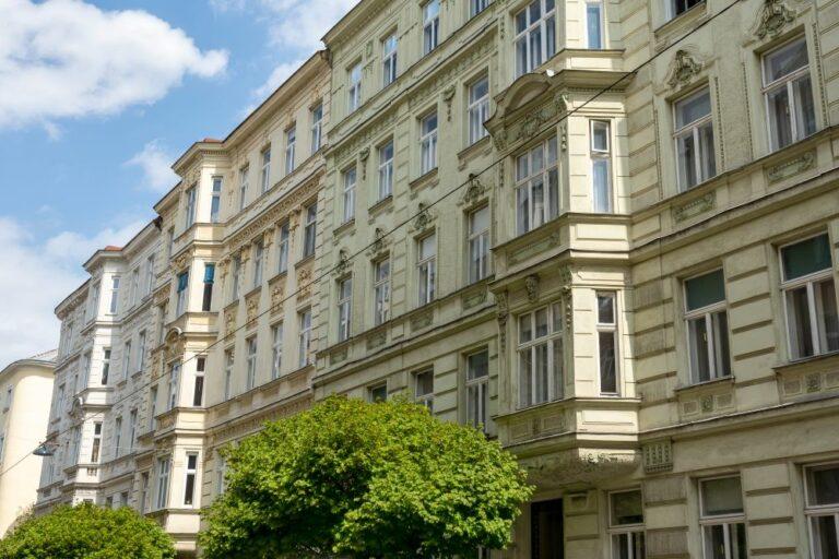 Gründerzeithäuser, Wien, Fasanviertel