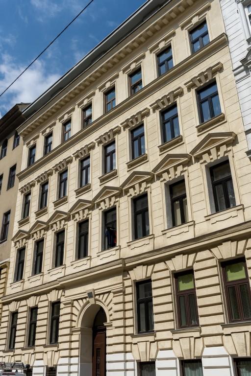 Gründerzeithaus, Historismus, Landstraße, Wien