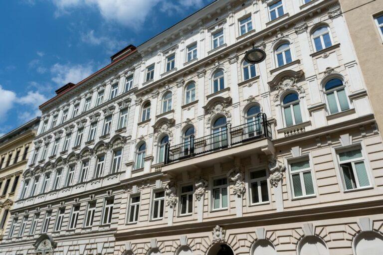 Gründerzeithäuser im Fasanviertel, Wien