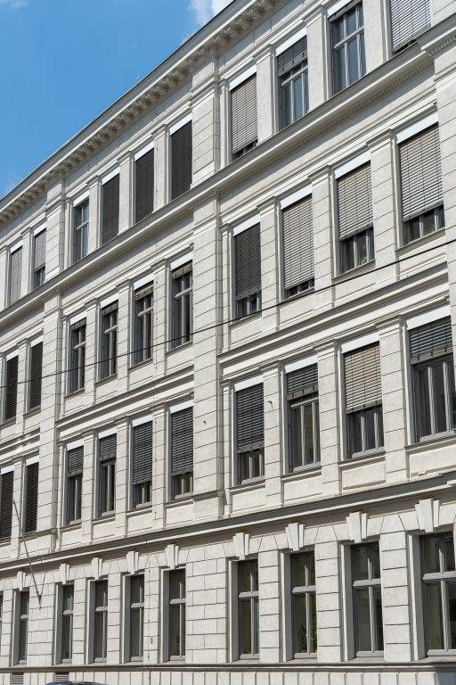Schule, Fasanviertel, Wien