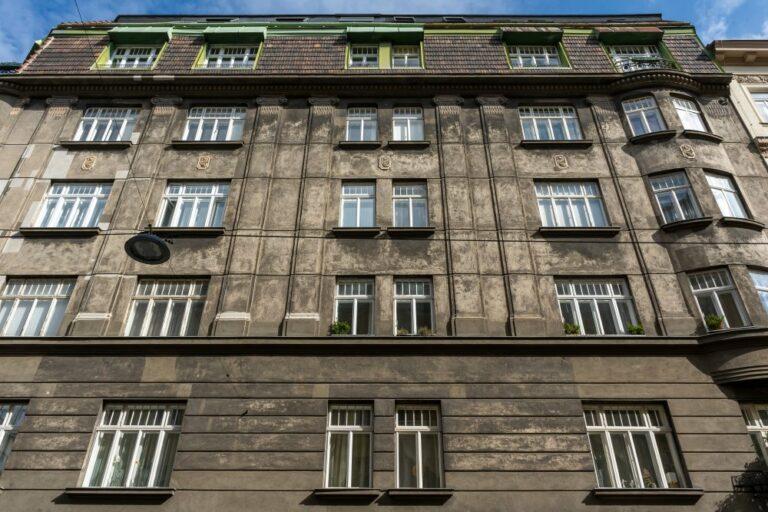 Gebäude, Secessionismus, Landstraße, Wien