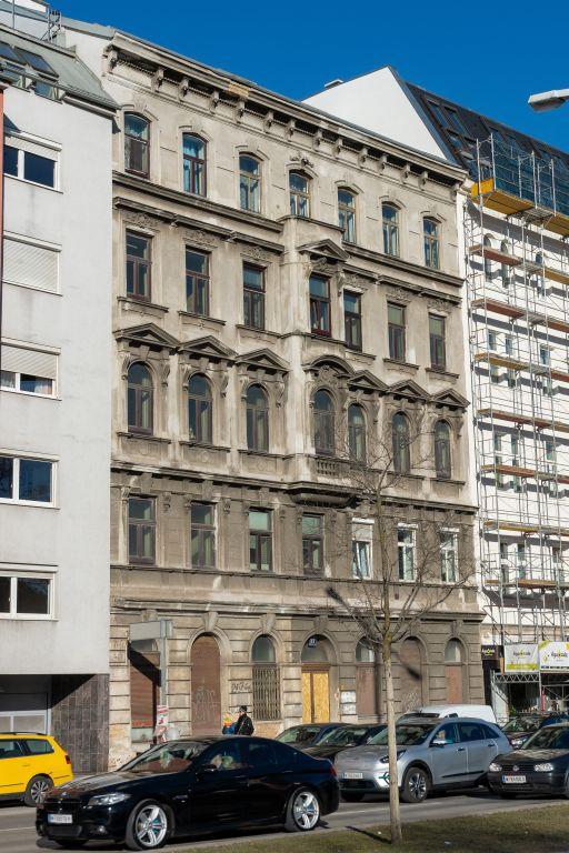 Gründerzeithaus, Landstraße, Wien