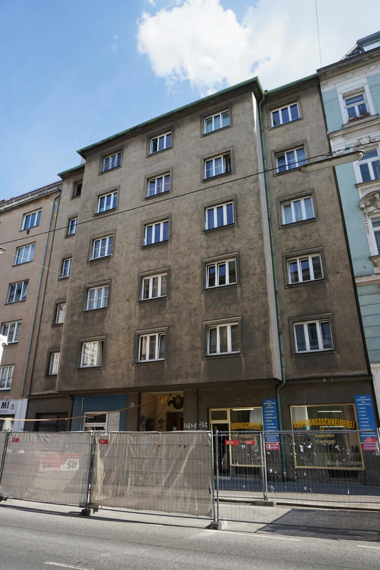 Wohnhaus, Marxergasse, Landstraße, Wien