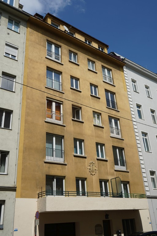 Wohnhaus, Fasanviertel, 3. Bezirk, Wien
