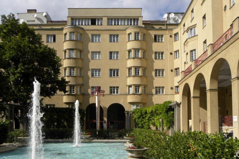 Gemeindebau, Margareten, Wien