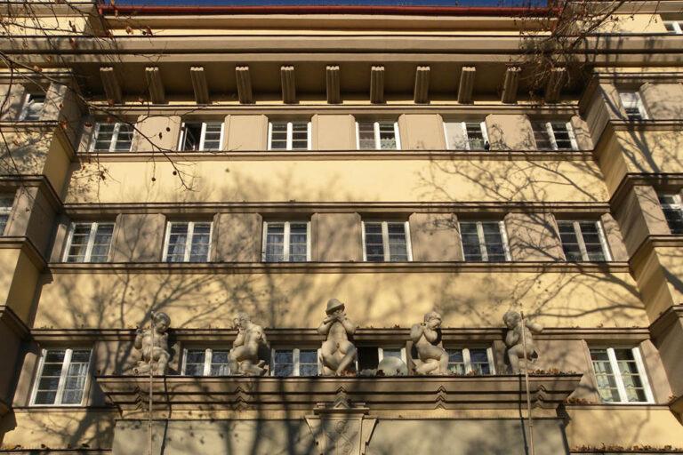 Gemeindebau, Wien, Zwischenkriegszeit, Ottakring