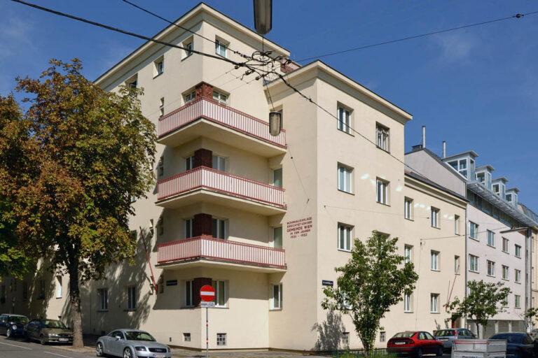 Gemeindebau, Wien