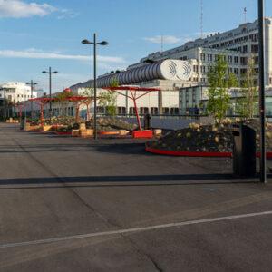 Read more about the article Spittelau: Die Inseln im Asphaltmeer