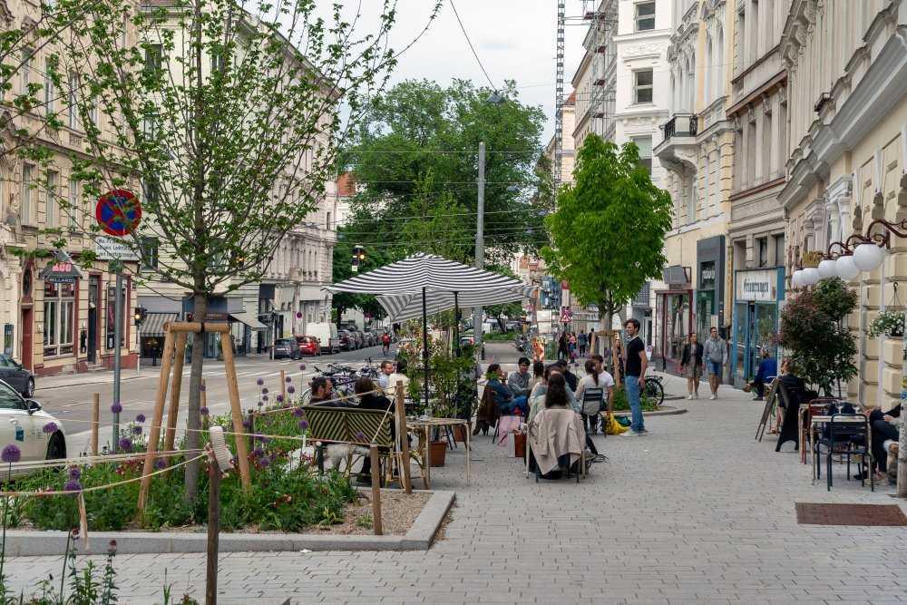 Read more about the article Burggasse: Von der Nebenfahrbahn zum Ruth-Klüger-Platz