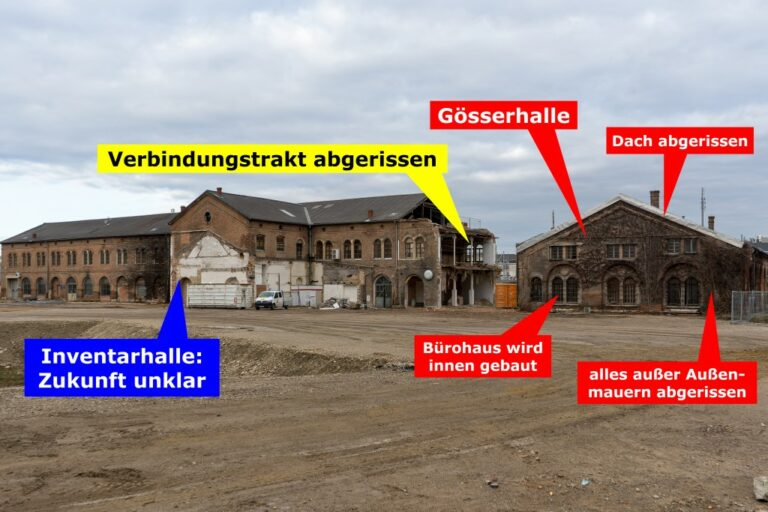 Gösserhalle, Inventarhalle, Neues Landgut, Wien-Favoriten