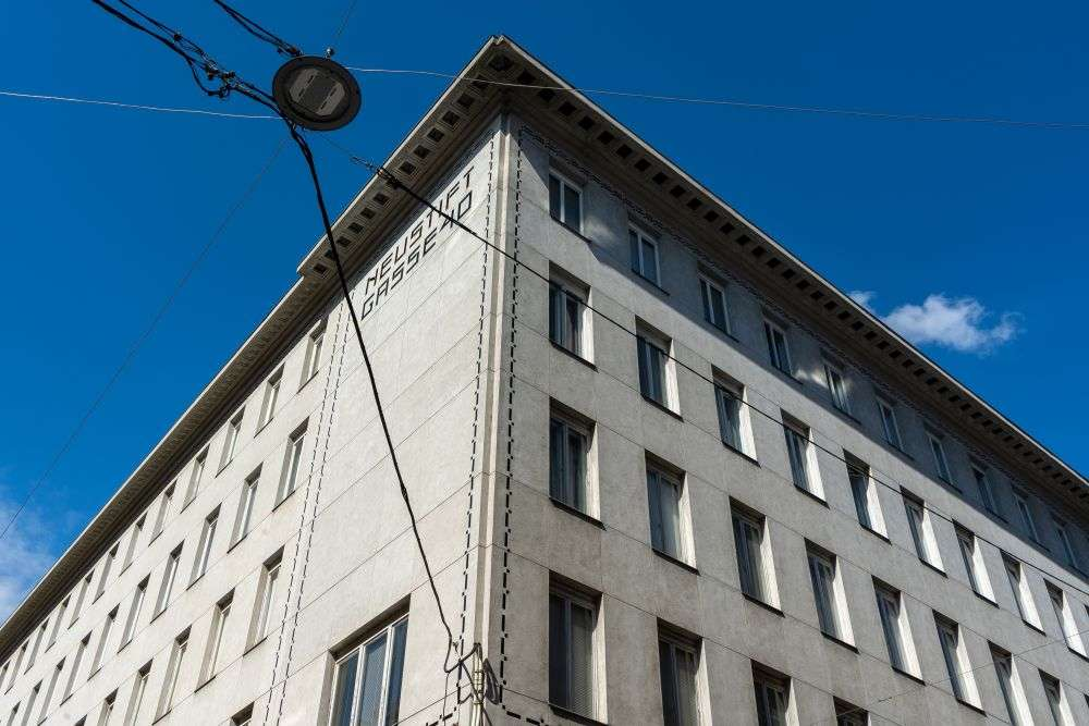 Read more about the article Neustiftgasse 40: Vom Barockhaus zu Otto Wagner