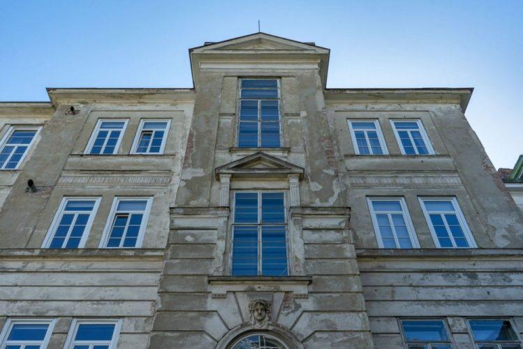 ehemalige Kinderklinik des Wiener AKH, Alsergrund