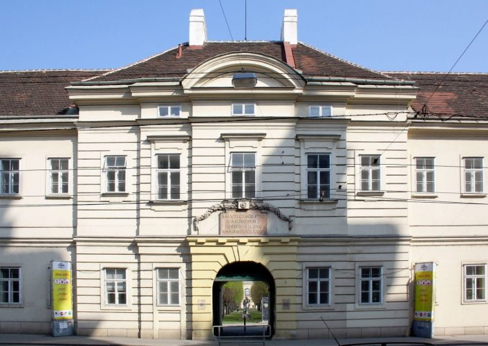 Altes AKH, Campus der Universität Wien