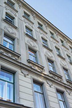Jugendstilhaus Arthaberplatz 9 in Wien-Favoriten (10. Bezirk)