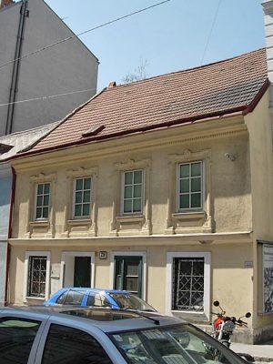 Abriss 2014: Badgasse 29 (9. Bezirk, Foto: MA 19/Stadt Wien)