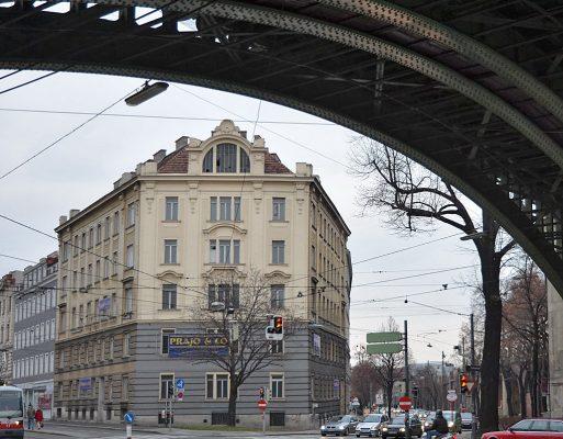 Abriss 2012: Döblinger Hauptstraße 2 (19. Bezirk, Foto: Erich J. Schimek)