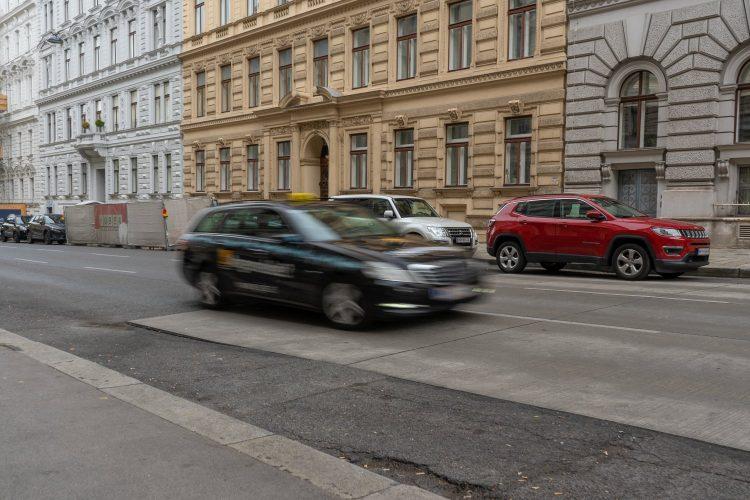 Hörlgasse in Wien-Alsergrund