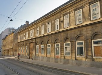 Kaiserstraße 31 im August 2019