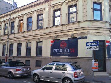 Das gefährdete Haus in Ottakring (Lienfeldergasse 27)  (Foto: Nina Kreuzinger)