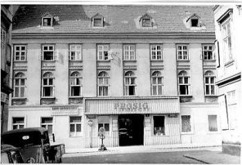 6., Marchettigasse 5, erbaut 1802,   o.D. (ca.1950)