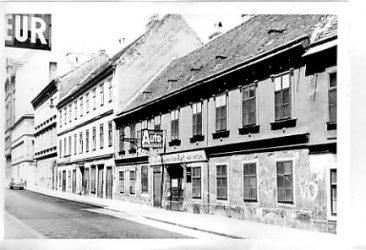 6., Marchettigasse 6,8; 6: erbaut 1802, 8: erbaut 1822,   o.D. (ca.1950)