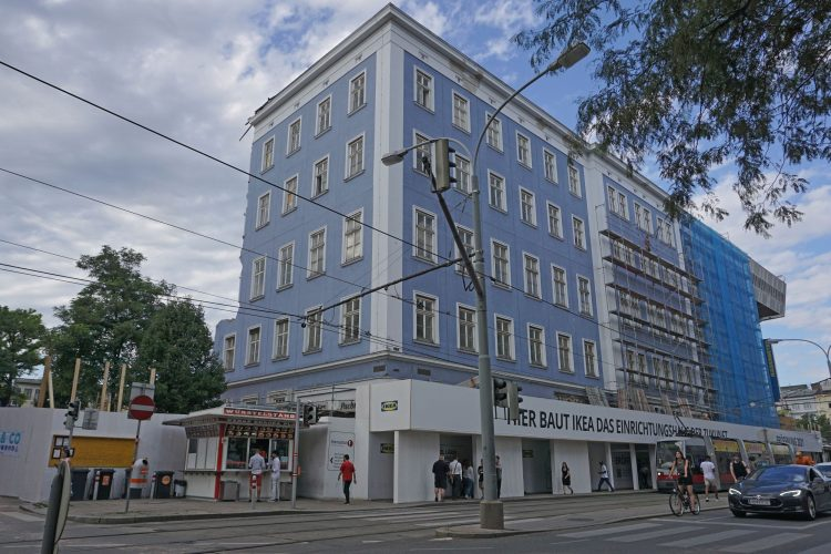 Mariahilfer Straße 132 - 1.8.2019 - (5)