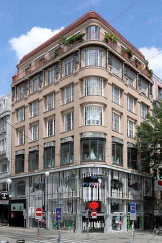 Fußgängerzone Mariahilfer Straße, Neubaugasse, Wien