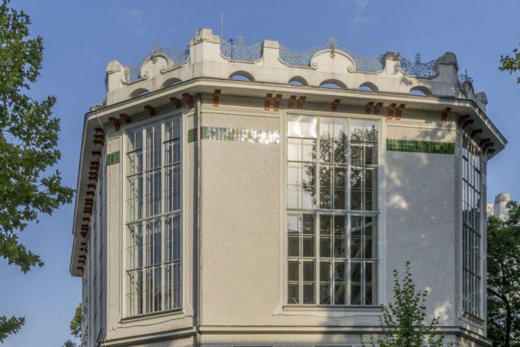 ehemalige Frauenkliniken des Wiener AKH, Jugendstil, Architekt: Franz Berger