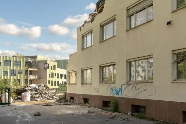 Nordbahnhalle wird abgerissen, Wien-Leopoldstadt