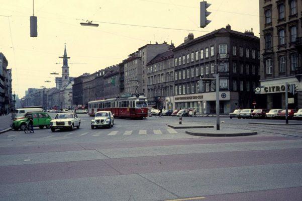 Praterstraße 1976