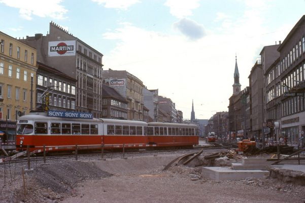 Praterstraße 1978