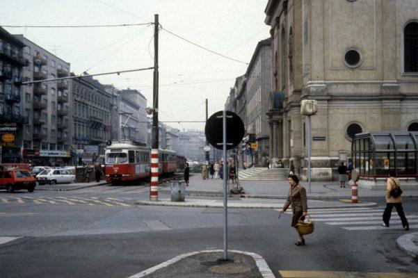 Praterstraße 1979