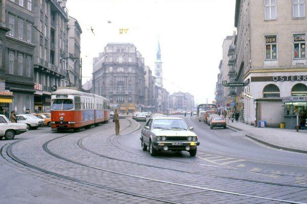 Praterstraße 1981