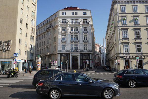 Praterstraße Nestroyhof 2019