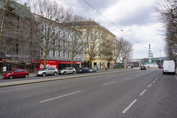 Praterstraße Praterstern 2019 (3)