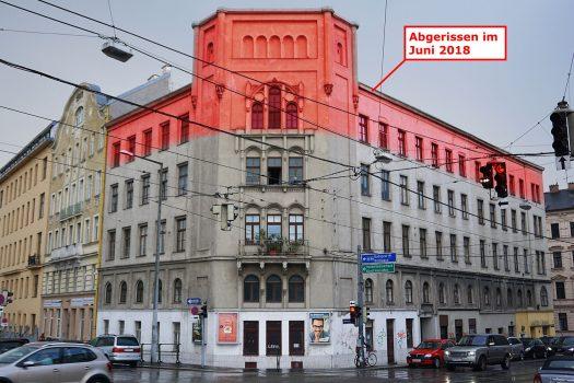 Radetzkystraße Grafik