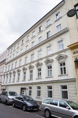 Gründerzeithaus Sandwirtgasse 3, mit Aufstockung, Wien-Mariahilf